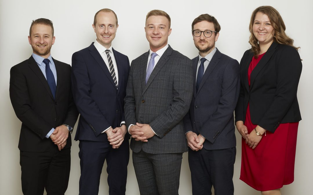 Meet The Team – Office Based Advisers At Oakworth