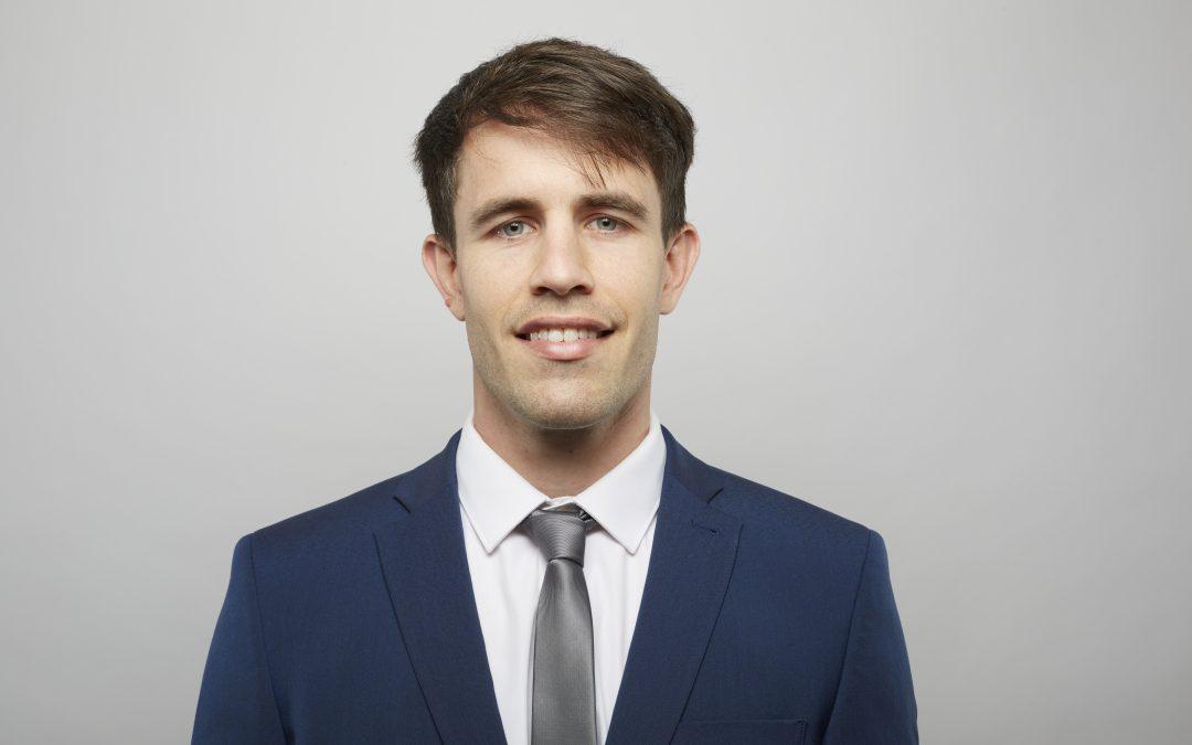 New Adviser – Ross Megretton